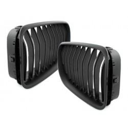 2x Gitter Gitter BMW 6er F06 M6 große Tasse 12+ _ schwarz
