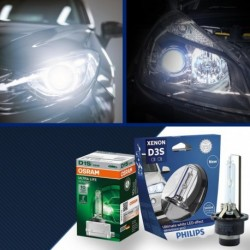Ampoule Xénon D'origine D2S pour MERCEDES-BENZ - CLASSE S Coupé (C215)