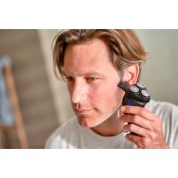 Rasoir électrique - PHILIPS S1510/04 Series 1000 + Système CloseCut + tondeuse de précision
