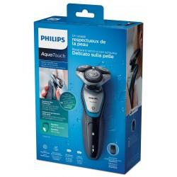 PHILIPS S5400/06 Rasoir électrique Aqua Touch + tondeuse de précision