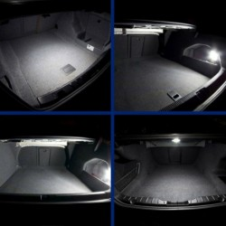 Ampoule LED de coffre pour MAZDA 323 S VI (BJ)