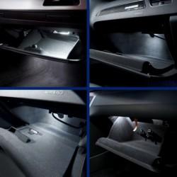 Ampoule LED pour boite à gant de BMW X5 (E70)