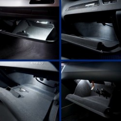 GloveBox LED pack for SKODA ROOMSTER Praktik (5J)