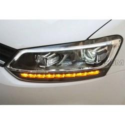 2x Headlight FULL LED POLO 6R 6C 2011-2017