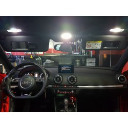 Pack interior LED - Dacia DUSTER II - WHITE