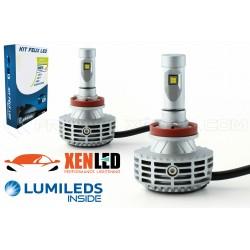 2 x Ampoules H11 HP 6G 55W - 3000Lm - 6500K - 12 / 24 Vdc