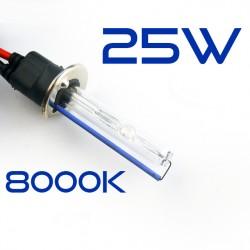 H1 8000K 25W Lampen