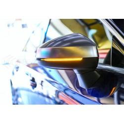 Blink Side Mirror Dynamic LED GOLF 7