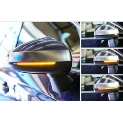 Repetidores Dynamic LED Mirror GOLF 7