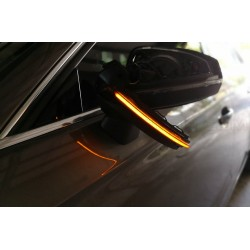 Ripetitori Dynamic LED Specchio GOLF 7