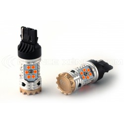 2x Ampoules XENLED V2.0 24 LED SAMSUNG - WY21W - CANBUS Performance
