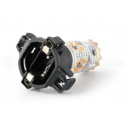 2x Bulbs XENLED 2.0 24 LED SAMSUNG - PY24W - CANBUS Performance