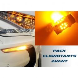 Pack ampoules clignotant avant LED - DAF F 3600