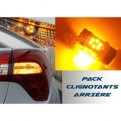 Pack light bulbs flashing LED rear - volvo 9900
