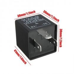 Relè CF13 JL-02 Lampeggiante LED 12V Flasher Auto Moto