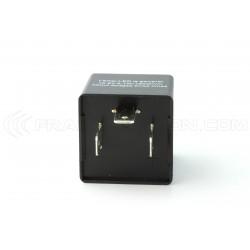 Relè CF14 JL-02 Lampeggiatore regolabile LED 12V Flasher Moto Car 12V 0.02A a 20A