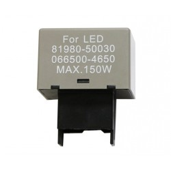 Relay CF18 81980-50030 06650-4650 LM449 Flashing LED 12V Flasher Motorcycle Car