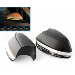 Repetidores Dynamic LED Mirror GOLF VI