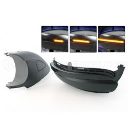 Dynamic LED Retro Repeate GOLF VI / Touran - Smoke Strip - Con precu