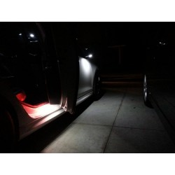 Pack 2 lights LED mirror door Golf 7 & Touran