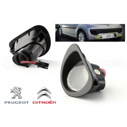 Pack Modul Backplate Peugeot 107 & Citroën C1
