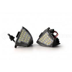 Pack 2 Lichter LED spiegel Tür Golf 7 & Touran