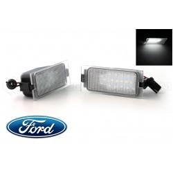 Ford EDGE / ESCAPE Rückplattenmodulpaket