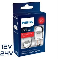 2x W21/5W LED GEN2 X-TREM ULTINON 12/24V