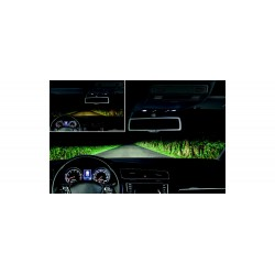 1x H7 55W WhiteVision lampe automobile 12972WHVB1 Philips
