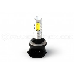 2 x Lampadine 881 H27/2 LED SMD 5 LED COB