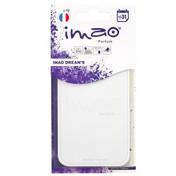 PARFUM D'AMBIANCE - IMAO DREAM'S - IMAO - HAUT DE GAMME - BLANC