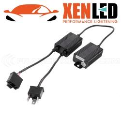 2x CANBUS H4 V3.0 OBC Error Free Box for High Power Bi-LED Kit - XENLED