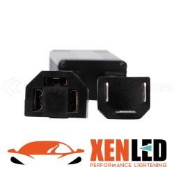 2x Scatola di errore OBC CANBUS H4 V3.0 per kit LED ad alta potenza - XENLED