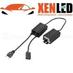 1x Boitier CANBUS H7 V3.0 anti-erreur ODB pour kit LED Haute Puissance 99% - XENLED