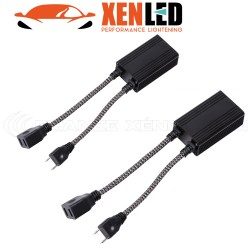 2x Scatola di errore OBC CANBUS H7 V2.0 per kit LED ad alta potenza - XENLED
