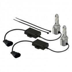 2x Ampoules LEDriving HL HB4 9006 Gen1 12V 24V 9506CW