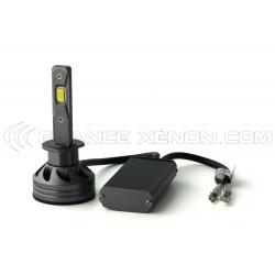 2 x Ampoules H1 6G GEN2 - 5000Lm - 6500K - 12 / 24 Vdc - 55W