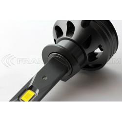 2 x Bulbs H1 6G GEN2 - 5000Lm - 6500K - 12 / 24 Vdc