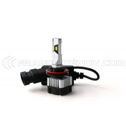 2x LED H11 Xtrem6 - Remote Fan - 60W - 12 000Lms - 6000K