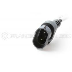 HB4 9006 LED ventilato FF2 - 5000Lms - 6000 ° K - Mini Size