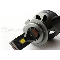 2 x Bulbs H7 6G GEN2 - 5000Lm - 6500K - 12 / 24 Vdc