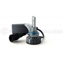 HB3 9005 LED Ventilated FF2 - 5000Lms - 6000 ° K - Mini Size