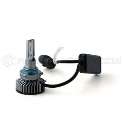 HB4 9006 LED Ventilated FF2 - 5000Lms - 6000 ° K - Mini Size