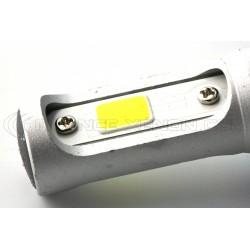 2 x Ampoules H11 LED HeadLight 75W - 6500K