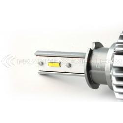 H3 LED Ventilated FF2 - 5000Lms - 6000 ° K - Mini Size