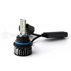 HB5 9007 bi-LED Ventilated FF2 - 5000/6000Lms - 6000 ° K - Mini Size
