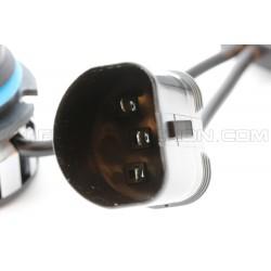 HB5 9007 bi-LED belüftet FF2 - 5000/6000Lms - 6000 ° K - Minigröße