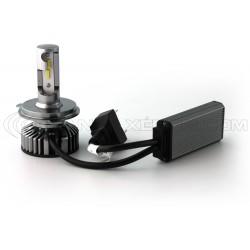 H4 bi-LED belüftet FF2 - 5000/6000Lms - 6000 ° K - Minigröße