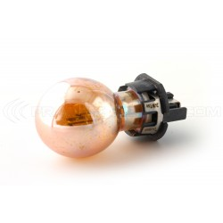 2 x Bulbs PWY24W Chrome Amber 24W 12V