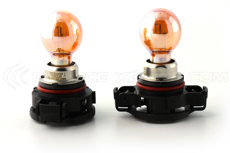 T20 W21W SILVER CHROME Car Bulbs Indicator Lights flash amber for Subaru models